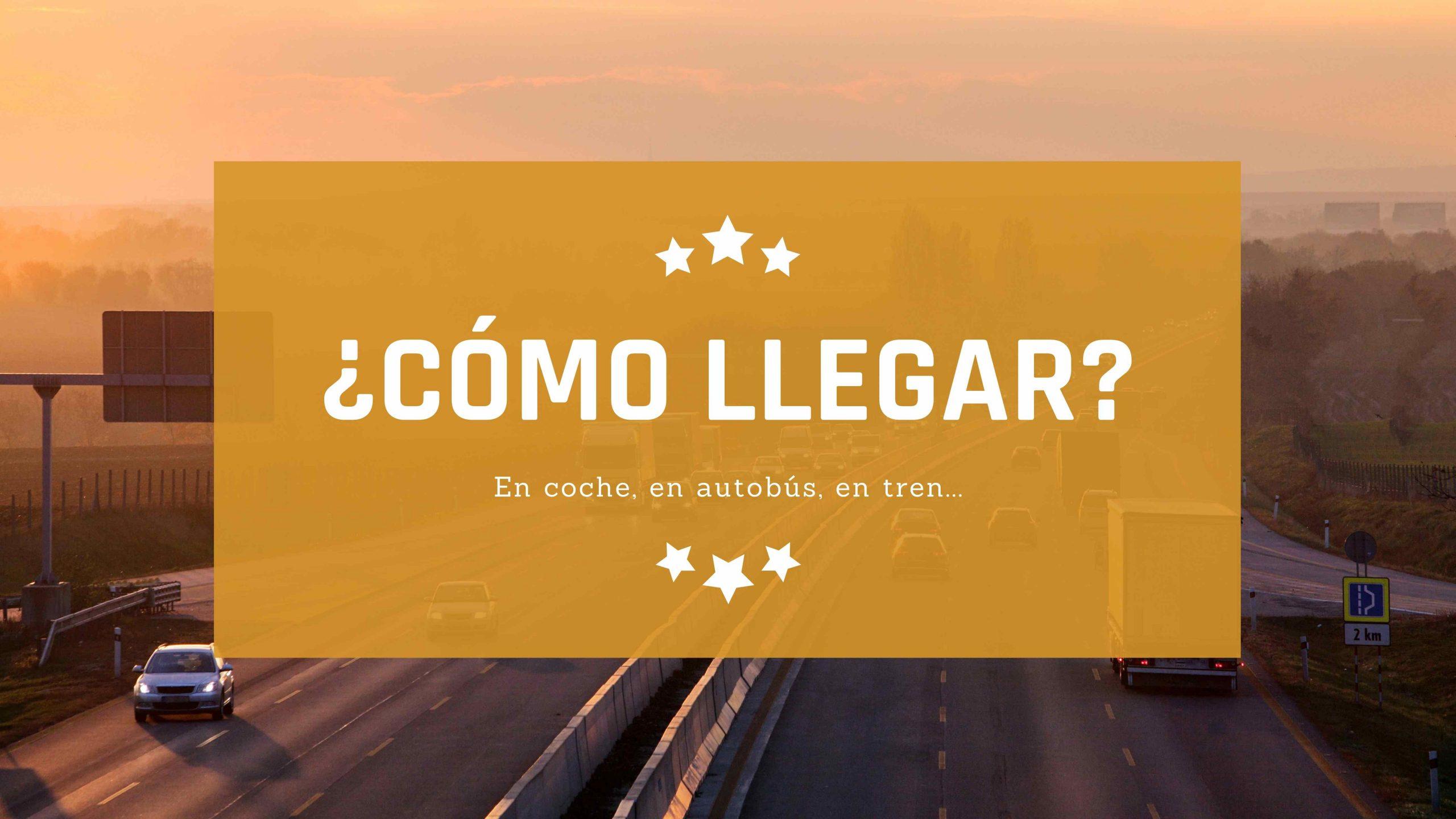 ¿Cómo llegar a Alcalá de Henares