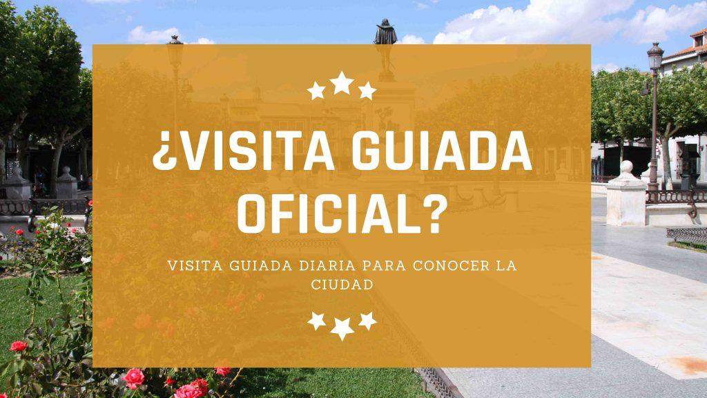 ¿VISITA GUIADA en Alcalá de Henares?