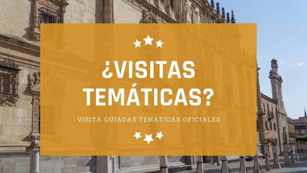 ¿VISITA GUIADAS TEMÁTICAS OFICIALES en Alcalá de Henares?